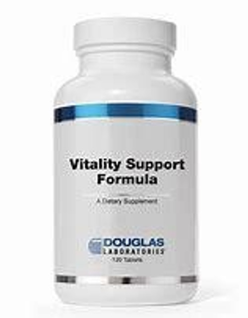 Douglas Labs Vitality Support Formula 120 Tablets