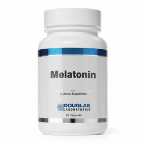 Douglas Labs Controlled Release Melatonin 2 mg 60 tablets