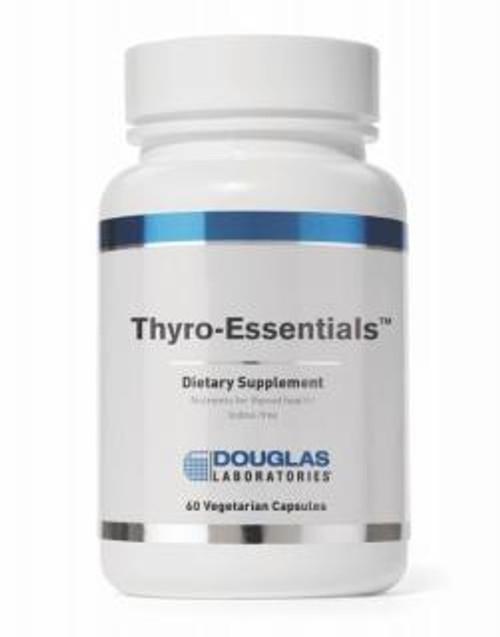 Douglas Labs Thyro-Essentials 60 capsules