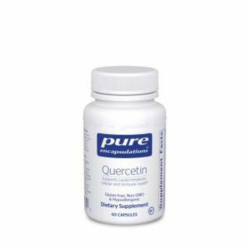 Pure Encapsulations Quercetin 60 capsules
