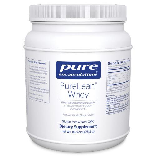 Pure Encapsulations PureLean Whey  432 gms