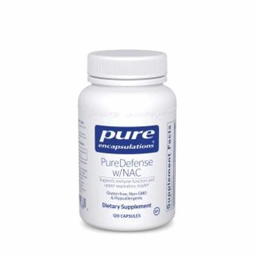 Pure Encapsulations PureDefense W/Nac 120 capsules