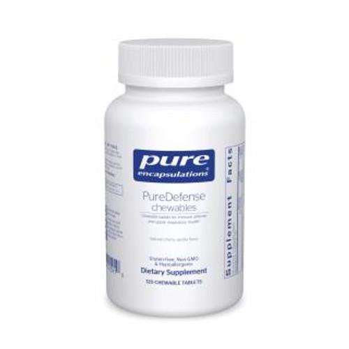 Pure Encapsulations PureDefense chewables 120 capsules
