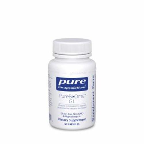 Pure Encapsulations PureBi Ome GI 60 capsules