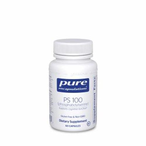 Pure Encapsulations PS 100 60 capsules