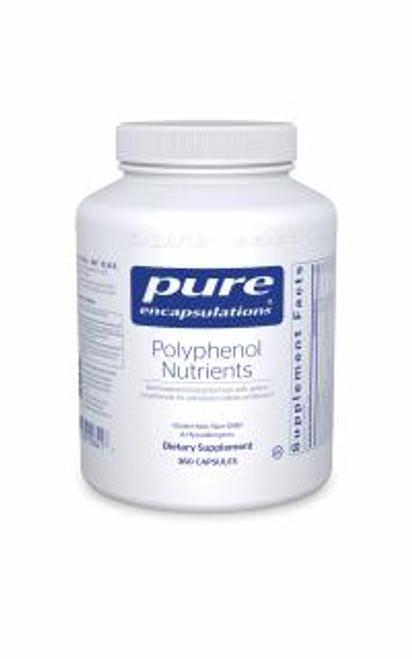 Pure Encapsulations Polyphenol Nutrients 360 capsules