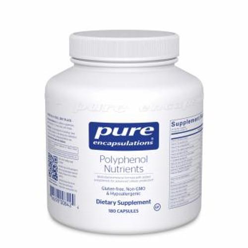 Pure Encapsulations Polyphenol Nutrients 180 capsules