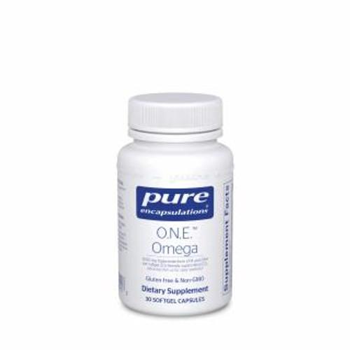 Pure Encapsulations O.N.E. Omega 30 capsules
