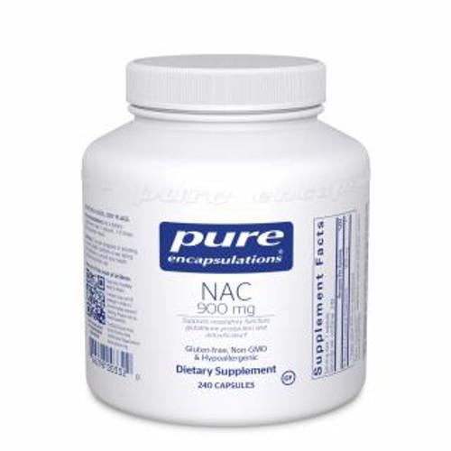 Pure Encapsulations NAC 900 Mg. 240 capsules