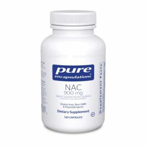 Pure Encapsulations NAC 900 Mg. 120 capsules