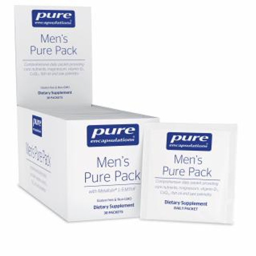 Pure Encapsulations Men's Pure Pack 30 packets