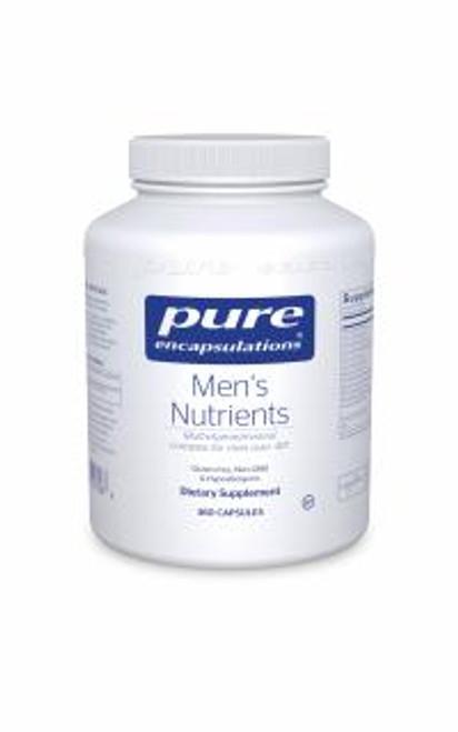 Pure Encapsulations Men's Nutrients 360 capsules