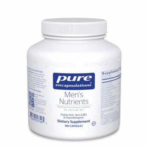 Pure Encapsulations Men's Nutrients 180 capsules