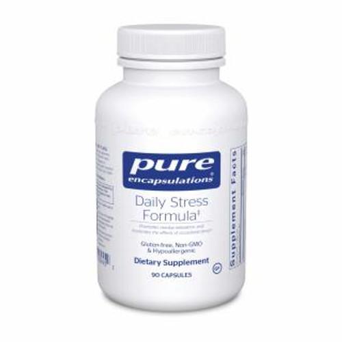 Pure Encapsulations Daily Stress Formula* 90' capsules
