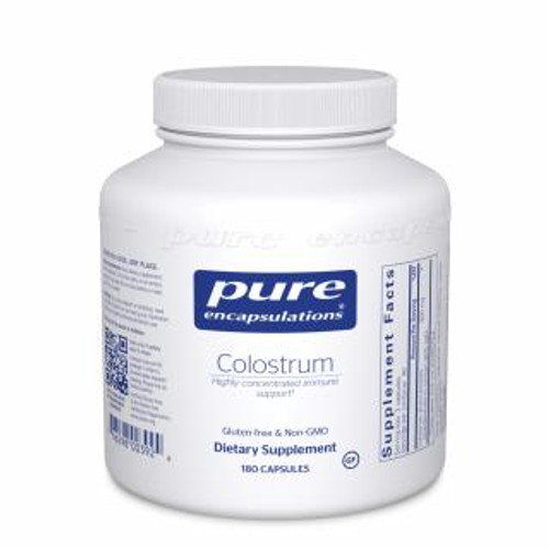 Pure Encapsulations Colostrum 180 capsules