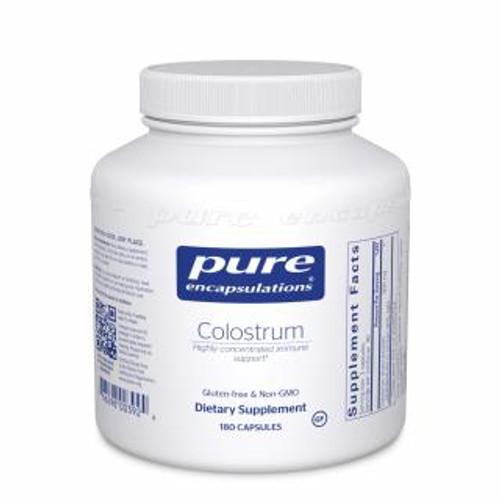 Pure Encapsulations Colostrum 180 capsules