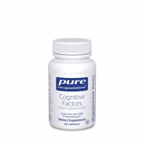 Pure Encapsulations Cognitive Factors 120 capsules
