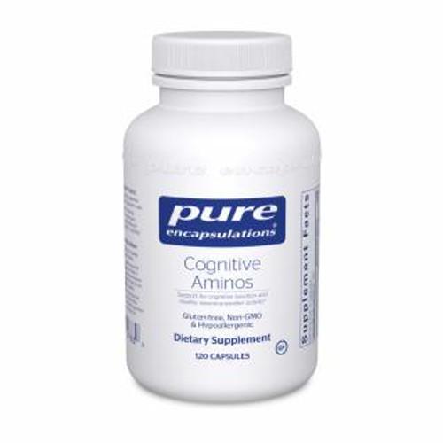 Pure Encapsulations Cognitive Aminos 120 capsules