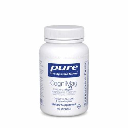 Pure Encapsulations CogniMag 120 capsules