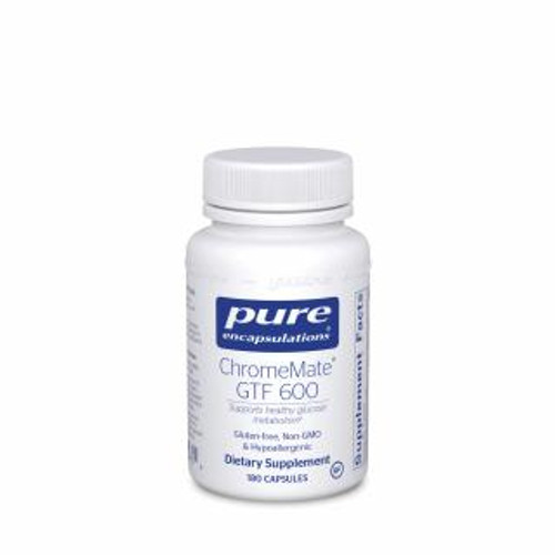 Pure Encapsulations Chromemate GTF 600 180 capsules