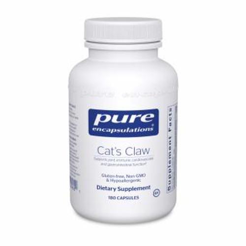 Pure Encapsulations Cat's Claw 180 capsules