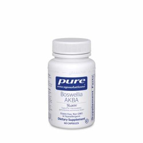 Pure Encapsulations Boswellia AKBA 60 capsules