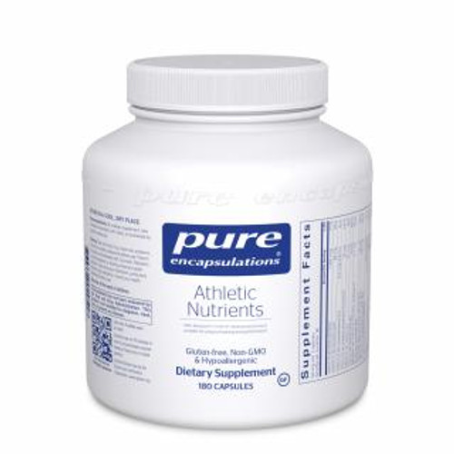 Pure Encapsulations  Athletic Nutrients 180 capsules