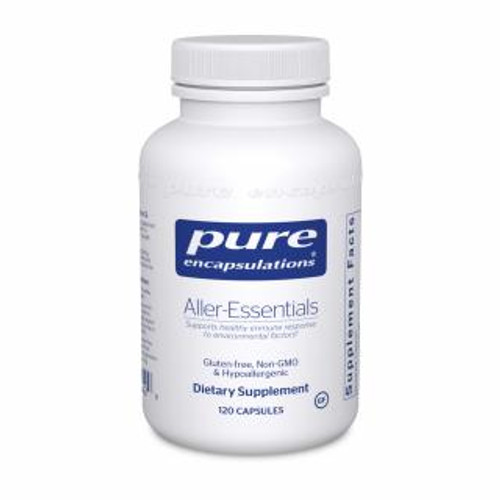 Pure Encapsulations Aller-Essentials 120 capsules
