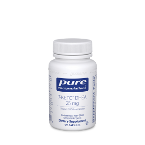 Pure Encapsulations 7-Keto DHEA 25 Mg. 120 capsules