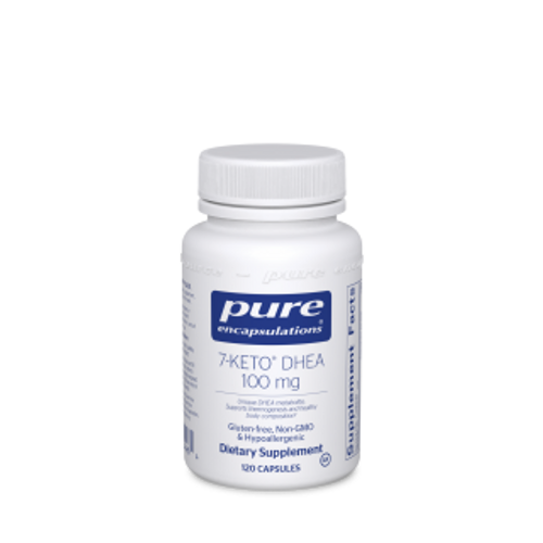 Pure Encapsulations 7-Keto DHEA 100 Mg. 120 capsules