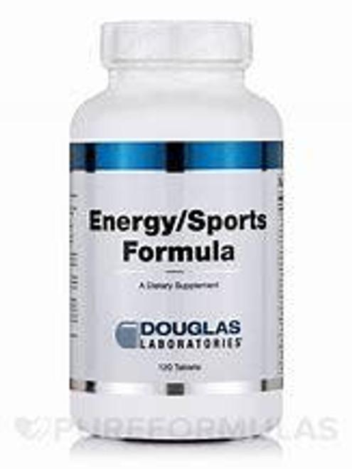 Douglas Labs Energy Sports Formula 120 Tablets