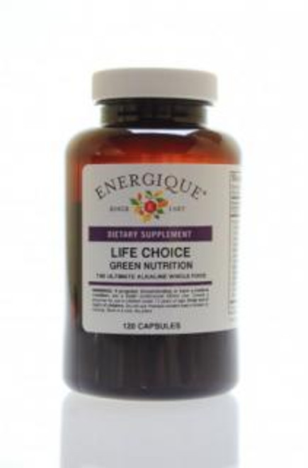 Energique LIFE CHOICE CAPS 120 Capsules
