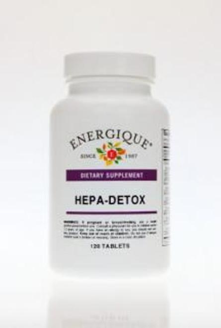 Energique HEPA-DETOX 120 Tablets
