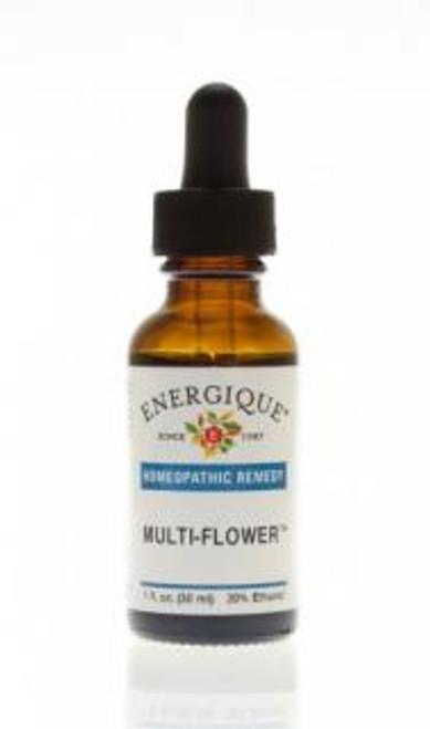 Energique MULTI-FLOWER Flower Essence 1 oz