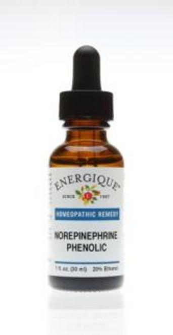 Energique NOREPINEPHRINE PHENOLIC 1 oz