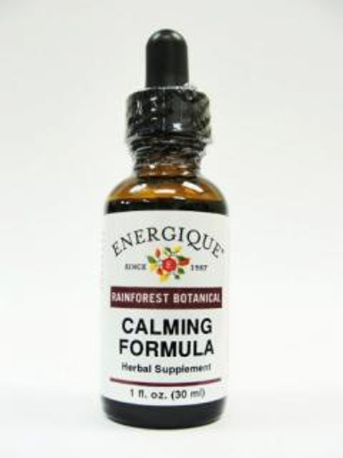 Energique CALMING FORMULA Rainforest Botanical 1 oz Herbal