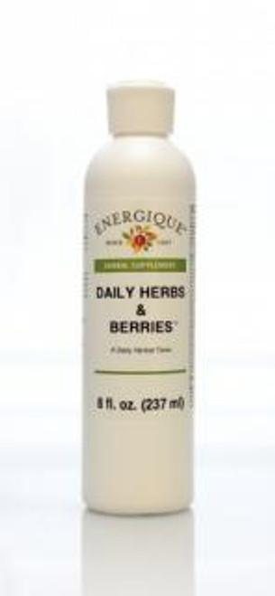Energique DAILY HERBS & BERRIES 8 oz Herbal