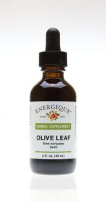 Energique OLIVE LEAF 2 oz 25% Herbal