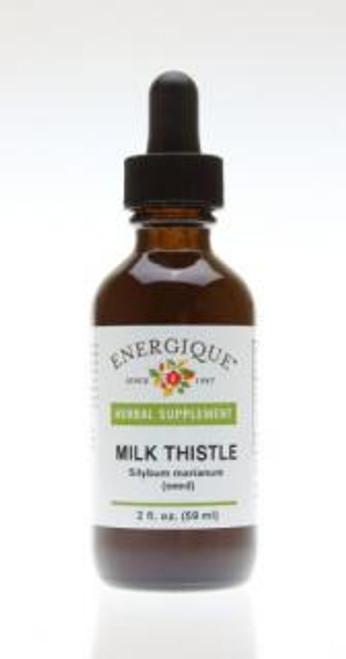 Energique MILK THISTLE 2 oz Herbal
