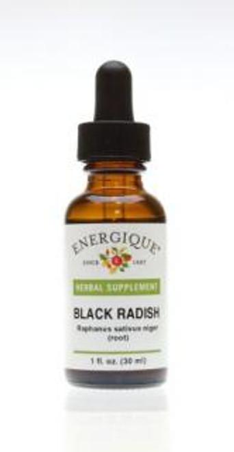Energique BLACK RADISH Root 1 oz Herbal