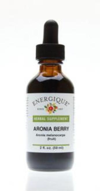 Energique ARONIA Fruit 2 oz 50% Herbal
