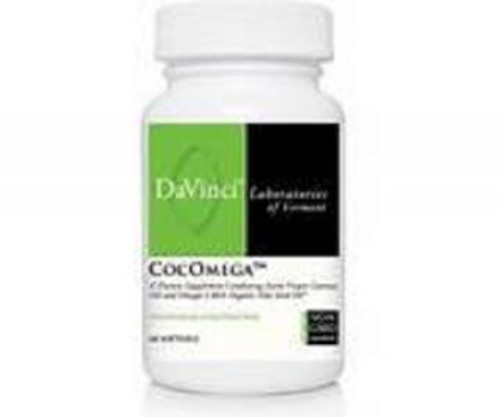 Davinci Labs COCOMEGA 60 softgels