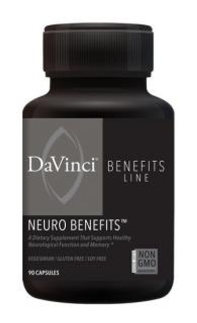 Davinci Labs Neuro Benefits 90 capsules