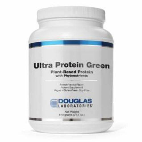 Douglas Labs Ultra Protein Green Powder 20 servings 21.8 oz (619 Grams)