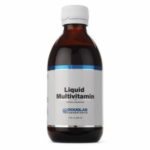 Douglas Labs Liquid Multivitamin 7.8 fl oz (230 ml)