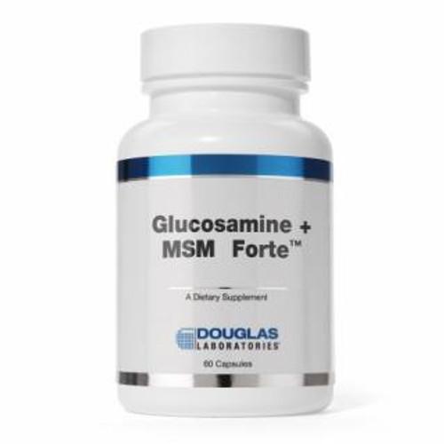 Douglas Labs Glucosamine + MSM Forte 60 capsules