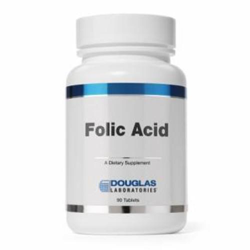 Douglas Labs Folic Acid 400 mcg 90 tabs
