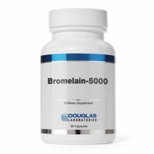Douglas Labs Bromelain 500 mg 60 capsules