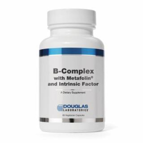 Douglas Labs B Complex w/ Metafolin 60 capsules