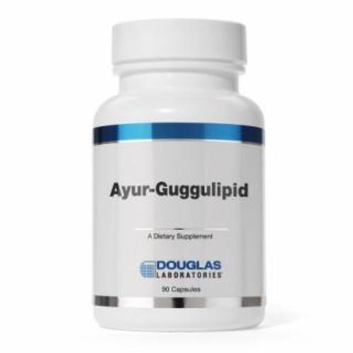 Douglas Labs Ayur-Guggulipid 90 capsules